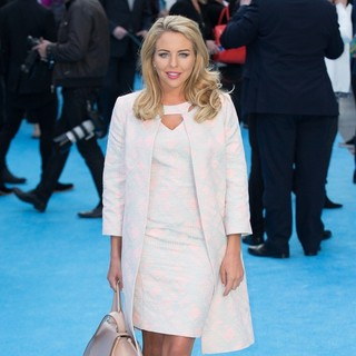 Lydia Bright in Entourage The Movie UK Premiere - Arrivals