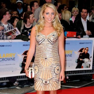 Lydia Rose Bright in Larry Crowne UK Premiere - Arrivals