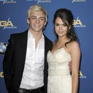 Ross Lynch, Maia Mitchell in The 66th Annual DGA Awards - Arrivals