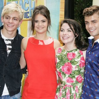 Disney Channel's Teen Beach Movie Event