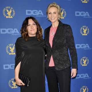 Jill Soloway, Jane Lynch in 65th Annual Directors Guild of America Awards - Arrivals