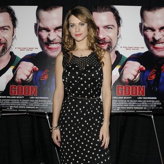 GOON Premiere - Arrivals - lyndsy-fonseca-canada-premiere-goon-03