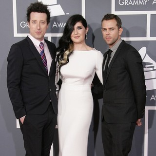 M83 in 55th Annual GRAMMY Awards - Arrivals