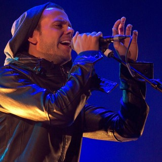 Anthony Gonzalez, M83 in Hultsfred Festival - Performances - Day 3