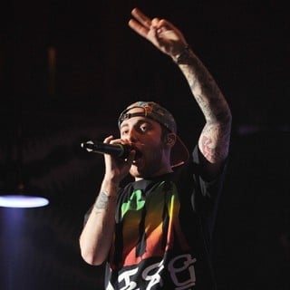 Mac Miller in Mac Miller Performs Live in Concert on The Blue Slide Park Tour