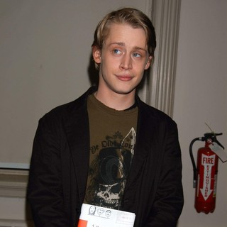 Macaulay Culkin at His Book Launch Entitled Junior
