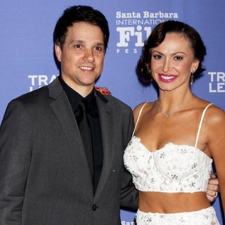 Ralph Macchio, Karina Smirnoff in 29th Santa Barbara International Film Festival - Virtuosos Award Ceremony