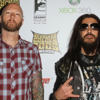 Machine Head in 2012 Revolver Golden Gods Awards Show