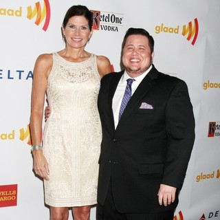 Mary Bono Mack, Chaz Bono in The 23rd Annual GLAAD Media Awards