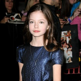 Mackenzie Foy in The Twilight Saga's Breaking Dawn Part I World Premiere