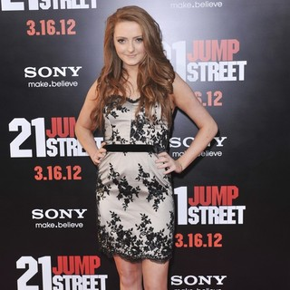 Mackinlee Waddell in Los Angeles Premiere of 21 Jump Street - Arrivals