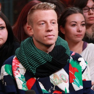 Macklemore in Macklemore and Ryan Lewis Appear on Much Music's New.Music.Live