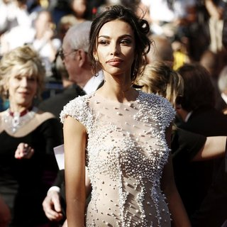 Madalina Ghenea in 68th Annual Cannes Film Festival - Youth - Premiere