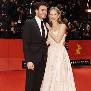 65th Berlin International Film Festival - Cinderella Premiere - Arrivals
