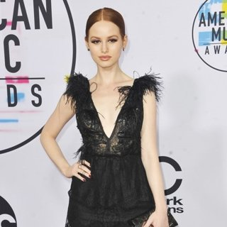 Madelaine Petsch in 2017 American Music Awards - Arrivals