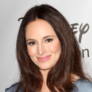 Madeleine Stowe in 2011 Disney ABC Television Group Host Summer Press Tour