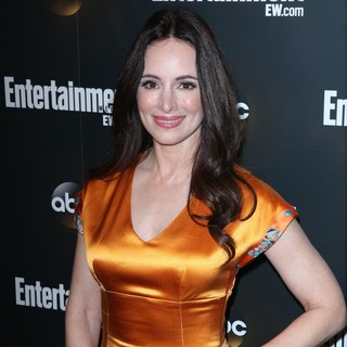 Madeleine Stowe in Entertainment Weekly and ABC TV Celebrate The New York Upfronts with A VIP Cocktail Party - Arrivals