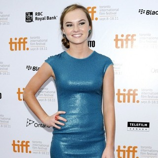 Madeline Carroll in 36th Annual Toronto International Film Festival - Machine Gun Preacher - Premiere Arrivals