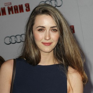 Madeline Zima in Iron Man 3 Los Angeles Premiere - Arrivals