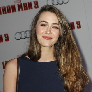 Madeline Zima in Iron Man 3 Los Angeles Premiere - Arrivals - madeline-zima-premiere-iron-man-3-02