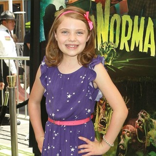 Madison Moellers in World Premiere of ParaNorman