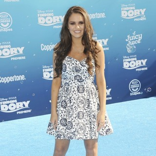Madison Pettis in Disney-Pixar's Finding Dory Los Angeles Premiere