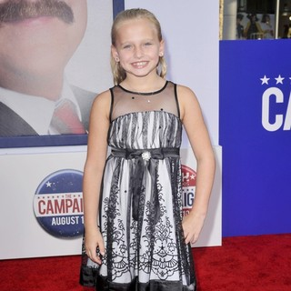 Madison Wolfe in Los Angeles Premiere of The Campaign - Arrivals