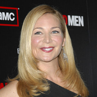 "Jennifer Westfeldt in AMC's ""Mad Men"" Season 4 Premiere - Arrivals"