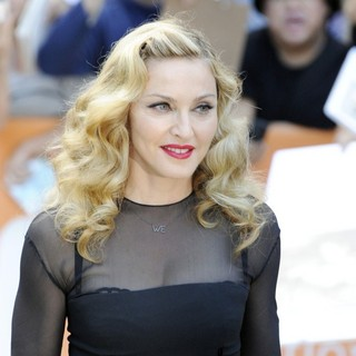 Madonna in 36th Annual Toronto International Film Festival - W.E. - Premiere Arrivals