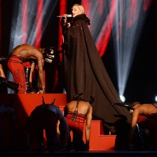 Madonna - The Brit Awards 2015 - Performance