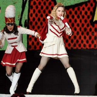 Madonna - Madonna Performing of Her MDNA World Tour