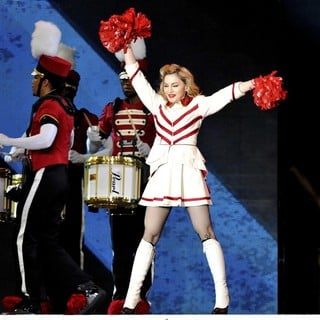 Madonna - Madonna Performing for Her MDNA World Tour