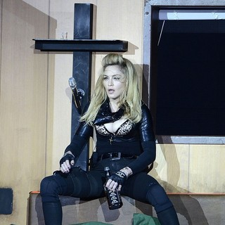 Madonna - Madonna Performs During Her MDNA Tour