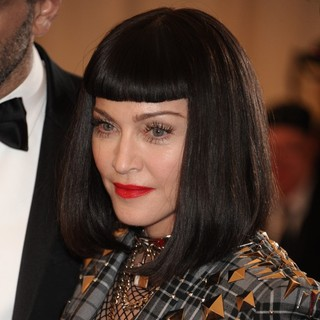 Madonna in PUNK: Chaos to Couture Costume Institute Gala