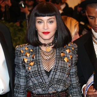 Madonna - PUNK: Chaos to Couture Costume Institute Gala