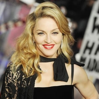 Madonna in UK Premiere of W.E.