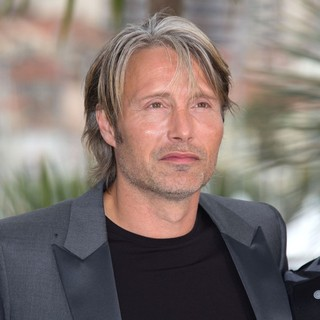 Mads Mikkelsen in The Hunt Photocall - During The 65th Annual Cannes Film Festival
