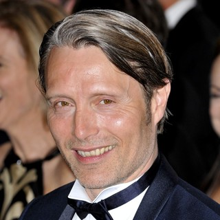 Mads Mikkelsen in The 85th Annual Oscars - Red Carpet Arrivals