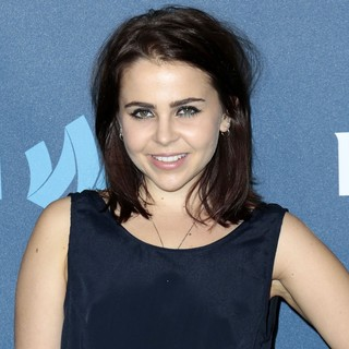 Mae Whitman in 24th Annual GLAAD Media Awards - Arrivals