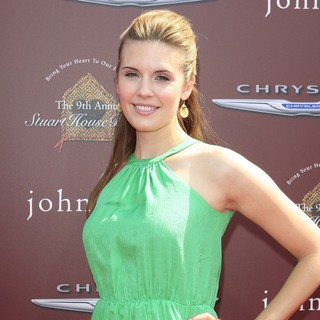 Maggie Grace in The 9th Annual John Varvatos Stuart House Benefit