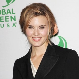Maggie Grace in Global Green USA's 12th Annual Pre-Oscar Party