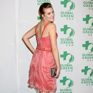 Maggie Grace in Global Green USA's 9th Annual Pre-Oscar Party