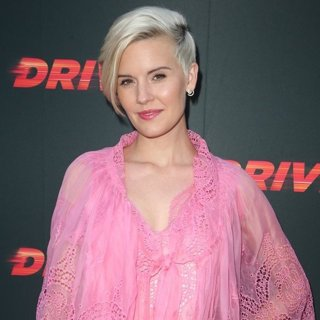 Maggie Grace in Los Angeles Premiere of Driven