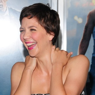 Maggie Gyllenhaal in New York Premiere of White House Down
