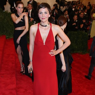 Maggie Gyllenhaal in PUNK: Chaos to Couture Costume Institute Gala