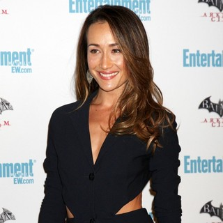 Maggie Q in Comic Con 2011 Day 3 - Entertainment Weekly Party - Arrivals