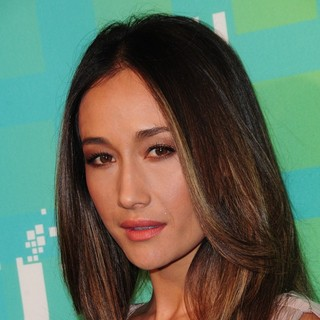 Maggie Q in 2012 The CW Upfront Presentation