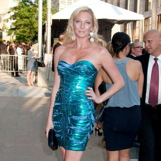 Maggie Rizer in The 2011 CFDA Fashion Awards