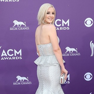 Maggie Rose in 48th Annual ACM Awards - Arrivals