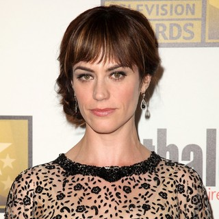 Maggie Siff in 2012 Critics' Choice TV Awards - Arrivals